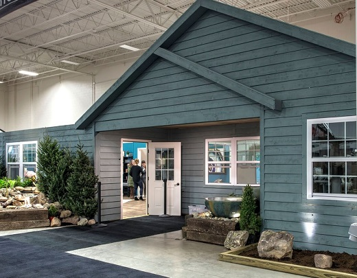 Design Home At The Buffalo Home Show