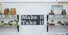 Make it, Take it Workshop